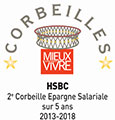 Employee Savings Corbeille – HSBC takes 2nd place on the podium