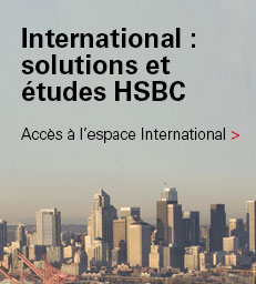 International, solutions et études HSBC