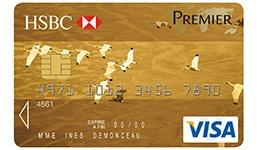 Carte Bleue Hsbc Premier.Credit Bank Personnel Carte Visa Premier Hsbc