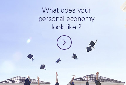 What does your personal economy look like?