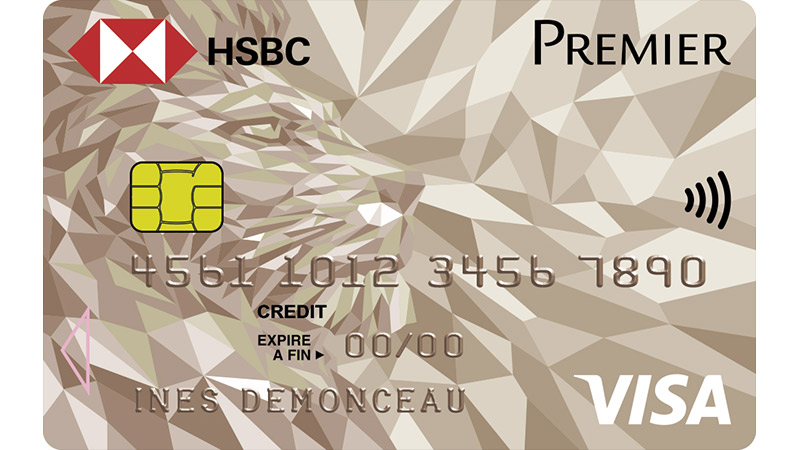 Carte Visa Premier Cartes Bancaires Hsbc France